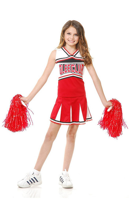 Girls Glee Club Cheerleader