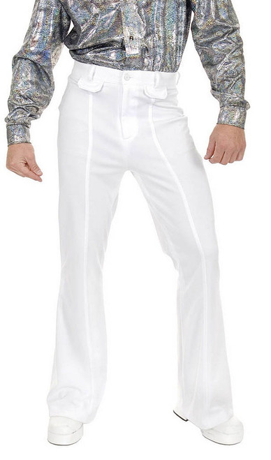 Disco Pants White
