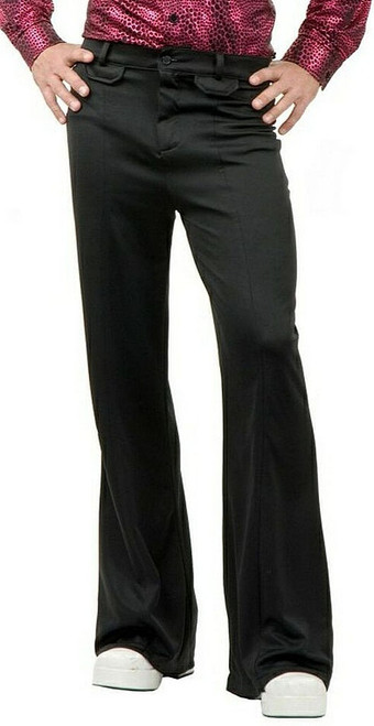Disco Pants Black Costume