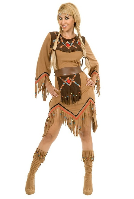 Sacajawea Indian Maiden