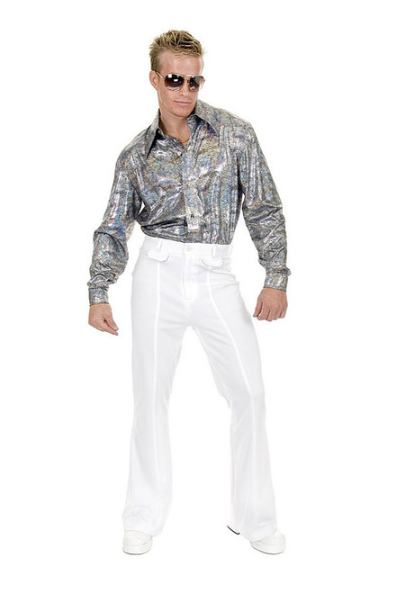 Disco Shirt Hologram Plus