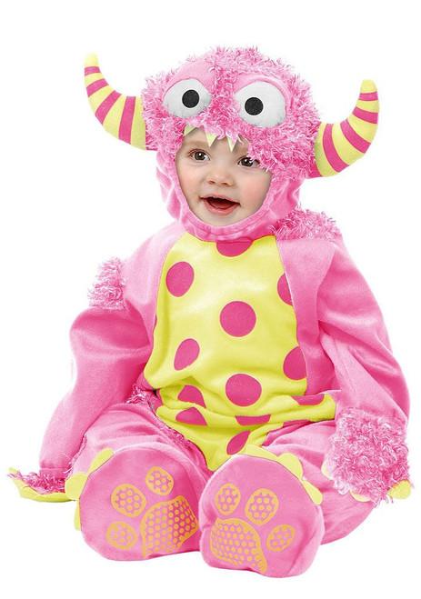 Mini Monster Pink Costume