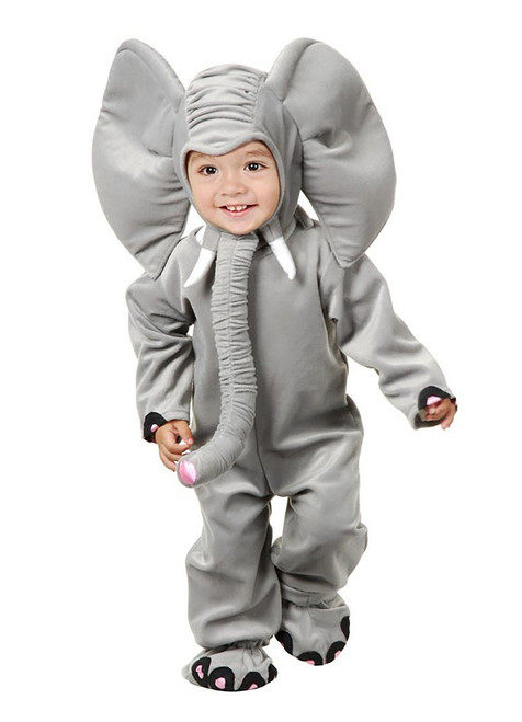 Little Elephant Grey
