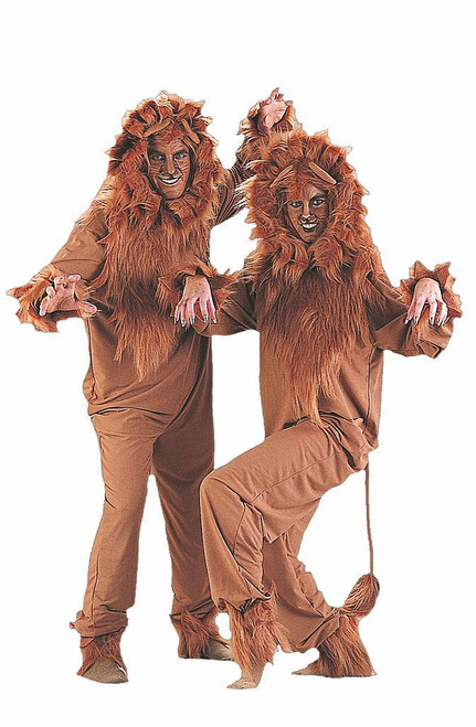 Men's Lion Costume