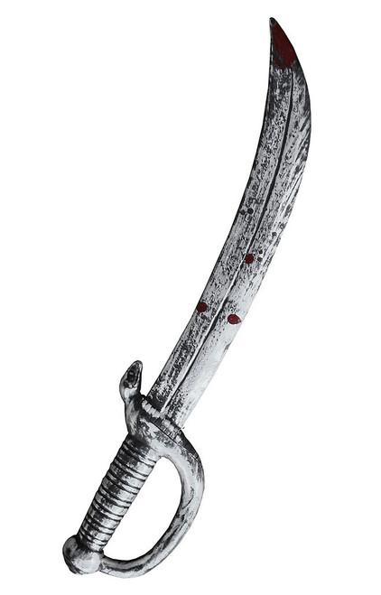 Silver Snake Sword