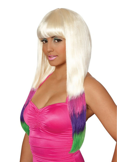Carnival Blond Wig