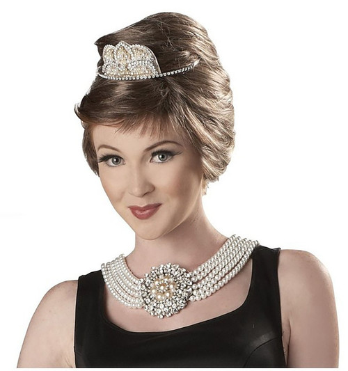 Breakfast at Tiffany's Wig