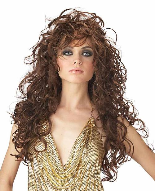Seduction brown Wig