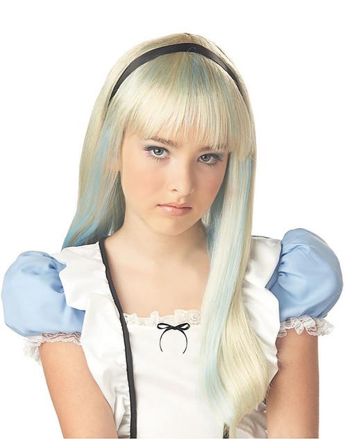 Alice Blonde Wig
