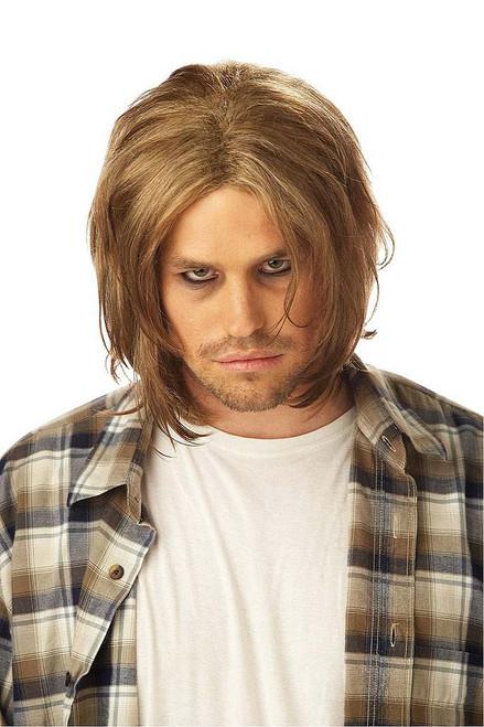 Grunge Dirty Blonde Wig