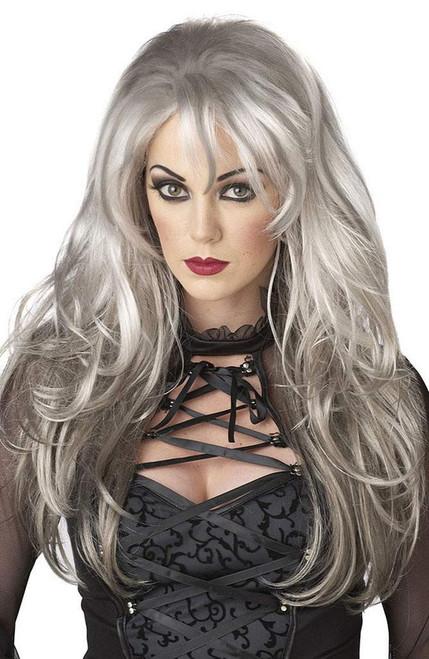 Fallen Angel Grey Wig