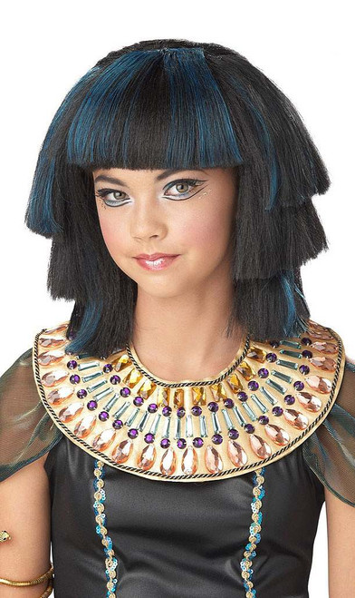 Egyptian Cleopatra Wig Child