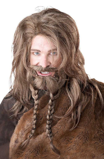 Viking Wig, Beard & Moustache