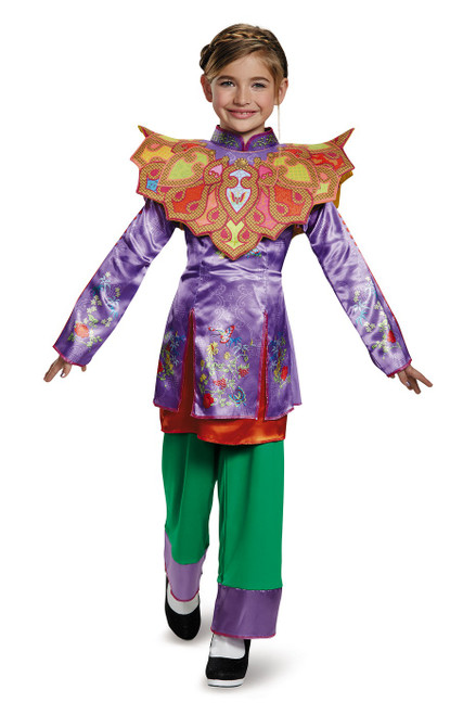 Looking Glass Asian Alice Costume