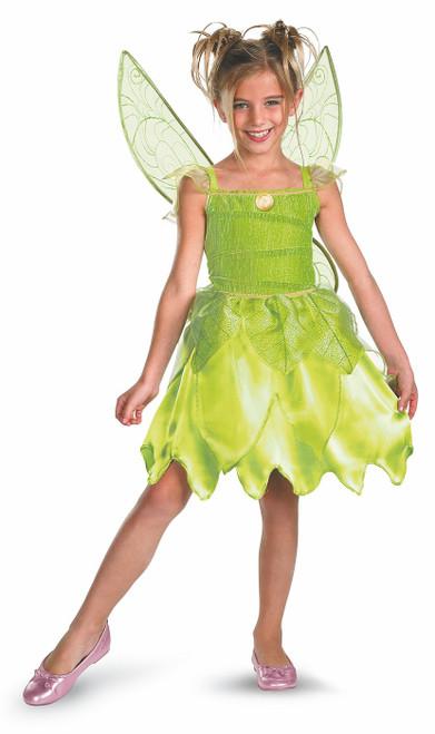 Tinker Bell Fairy Costume