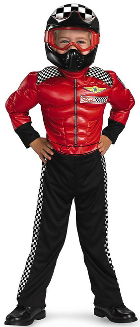 Turbo Racer Boy Costume