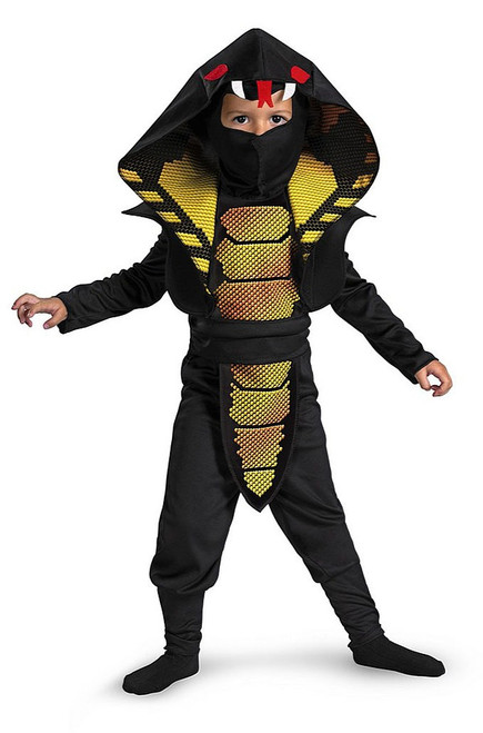 Cobra Boys Ninja Costume