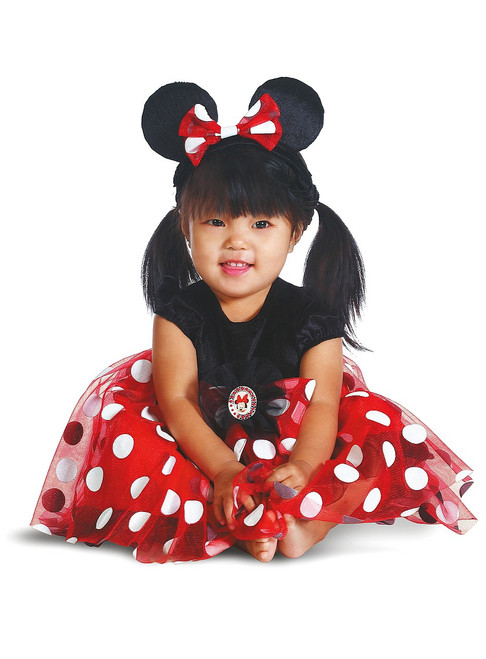 Minnie Infant Costume