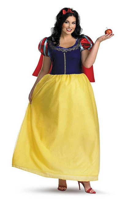 Snow White  plus size