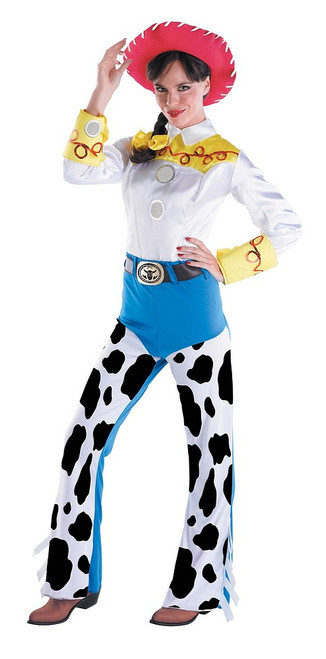 Toy Story Jessie Adult Costume