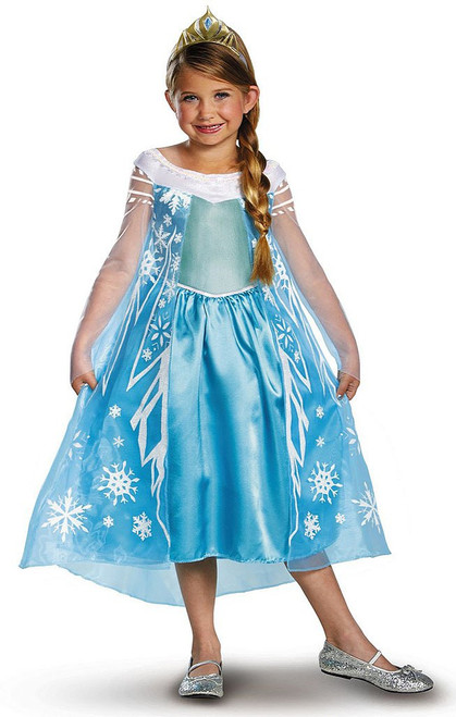 Frozen Elsa Child Costume
