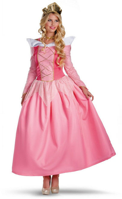 Aurora Adult Prestige Costume