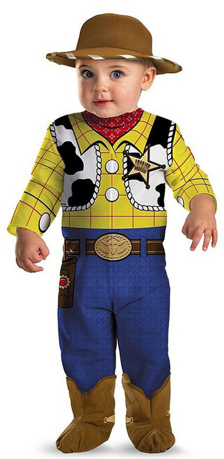 Woody Toddler