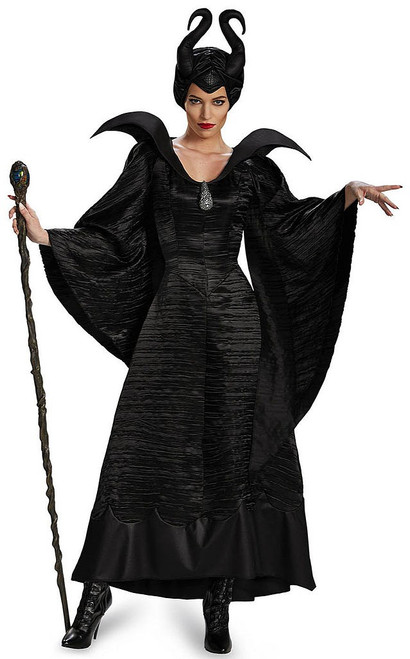 Adult Maleficent Christening Gown