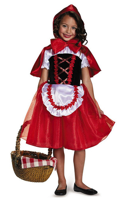 Child Little Red Riding Hood