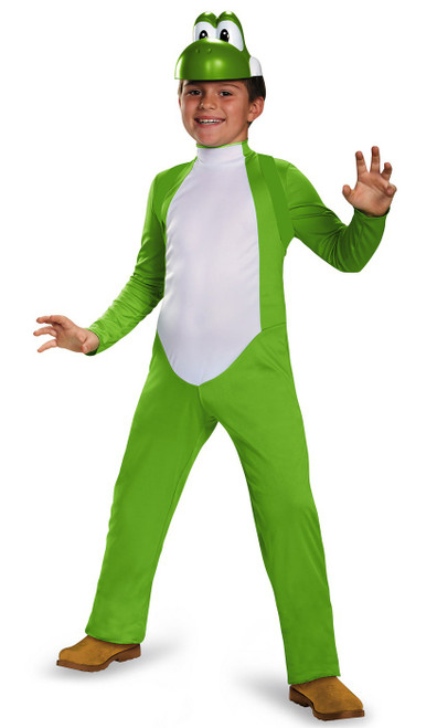 Yoshi Deluxe Child Costume