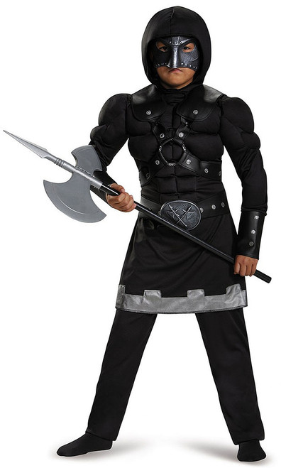 Executioner Muscle Kids Costume