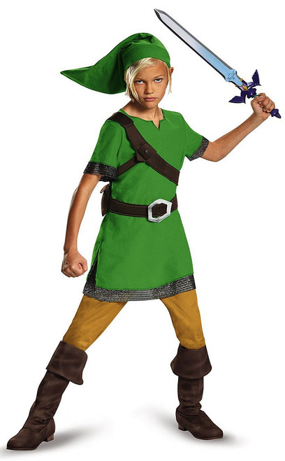 Zelda Link Classic Child