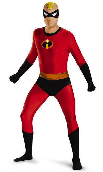 Mr. Incredible Skinsuit Costume