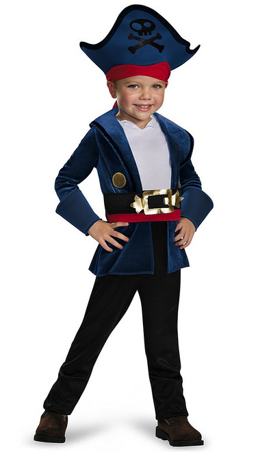 Captain Jake Child Costume