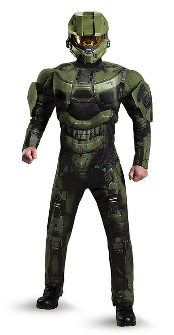 Halo Master Chief Muscle Adult