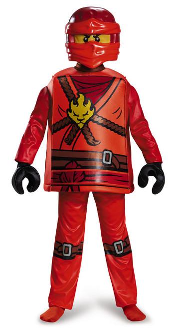 Lego Kai Kids Ninja Costume