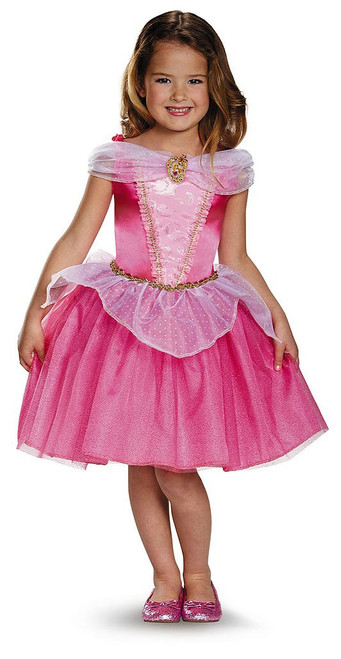 Aurora Disney Child Costume