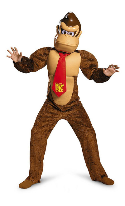 Donkey Kong Child Costume