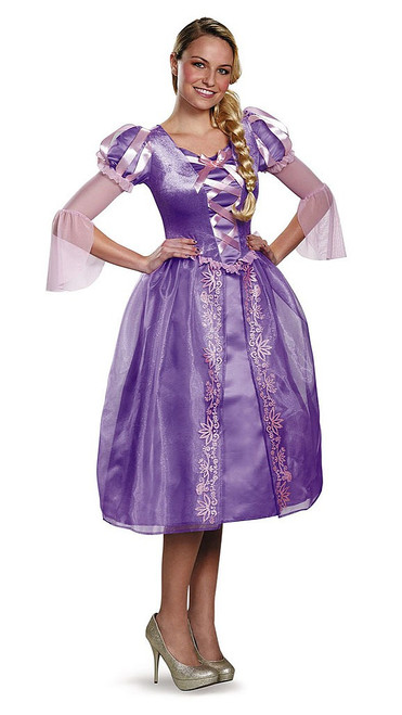 Rapunzel Princess Adult Costume