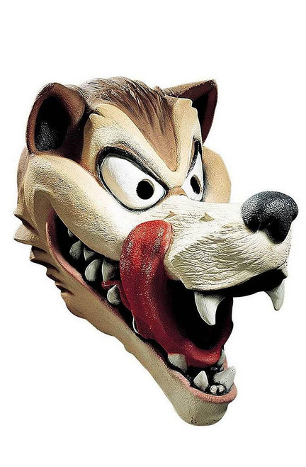 Hungry Wolf Adult Latex Mask