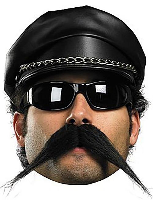 Biker Mustache