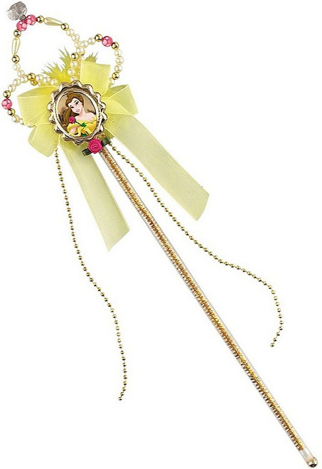 Belle Yellow Fairy Wand