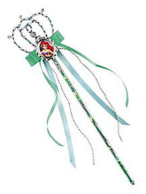 Ariel Green Fairy Wand