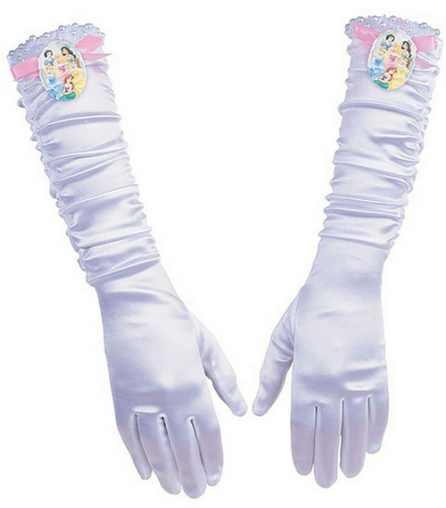 Princess Long Child Gloves
