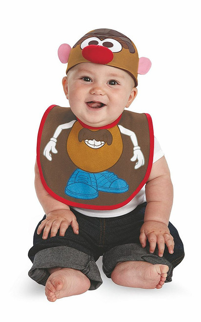 Mr.Potato Head Bib and Hat