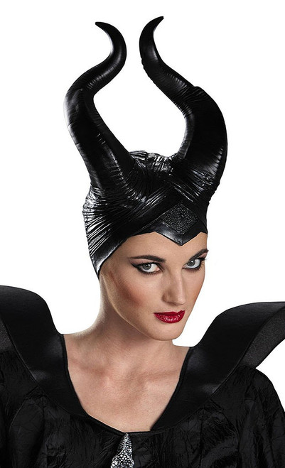 Maleficent Adult Horns Headpiece
