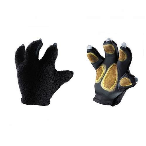 Panda-Po Soft Big Child Hands