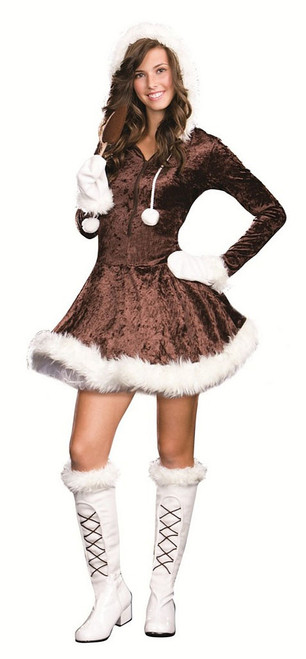 Winter Cutie Teen Costume
