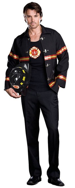 Smokin Hot Fireman Plus