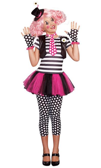 Clownin' Around Girl Costume